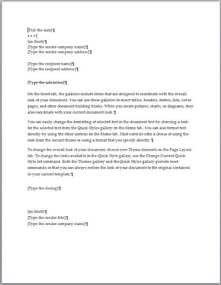 business letter format cc letter format cc and enclosure best template collection