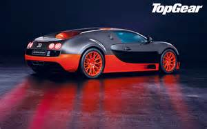 Top Gear Bugatti Veyron Ss Bugatti Veyron Supersport Car News Top Gear