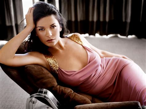 Catherine Zeta Jones Nude Catherine Looks Great Naked Break Com