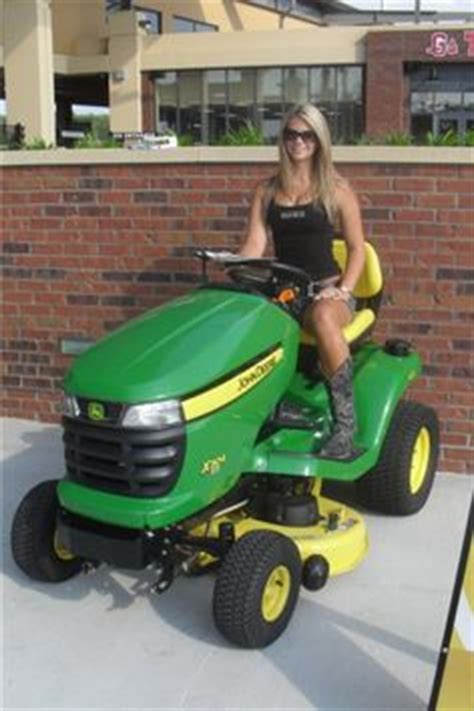 girls on john deere tractors 1000 images about nothing runs like a deere on pinterest