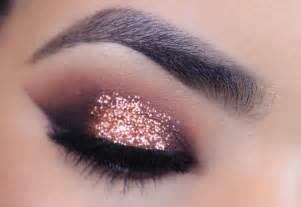 Eyeshadow Gold gold glitter eye makeup tutorial www pixshark