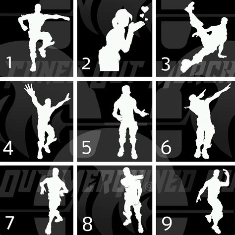 fortnite meaning image result for fortnite silhouettes