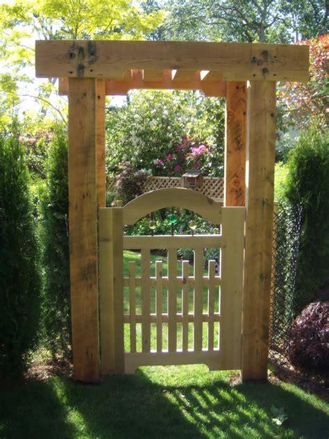 garden gate pergola fine homebuilding