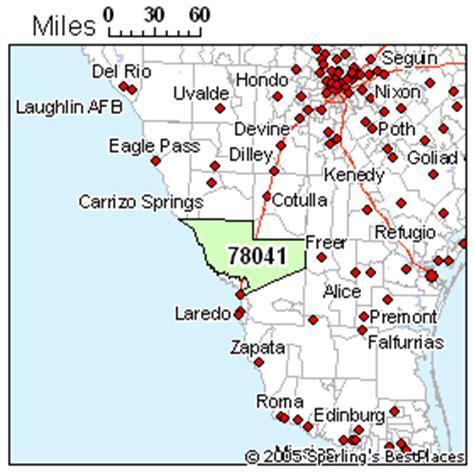 laredo texas zip code map best places to live in laredo zip 78041 texas