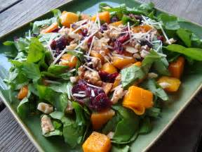 a hungry spoon autumn salad