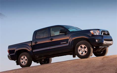 Toyota Tacoma Years 20 Years Of The Toyota Tacoma And Beyond A Look Through