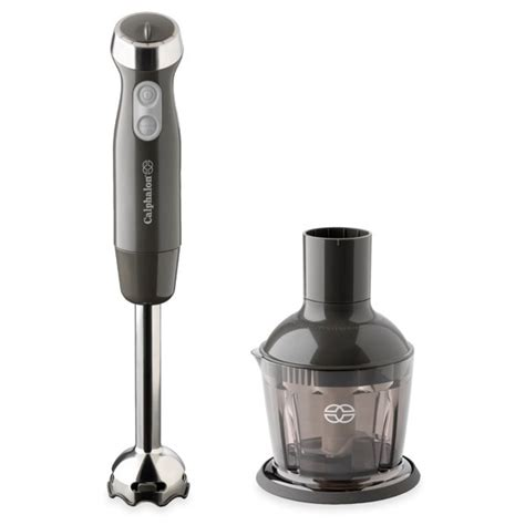 blender bed bath and beyond calphalon 174 2 in 1 immersion hand blender