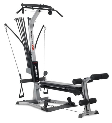 bowflex sport exercise station refurbished free