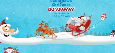 Countdown To Christmas Sweepstakes - sansi countdown to christmas sweepstakes win exciting prizes