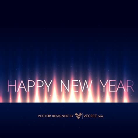 happy new year 2015 vector free creative happy new year 2015 design free vector by vecree