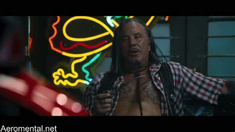 mickey rourke tattoos the expendables images from the in hd