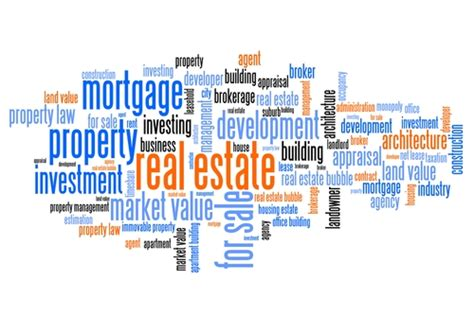 real estate terms that you need to know property pro