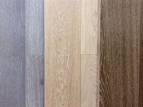 Limed Oak Kitchen Cabinets french white oak wire brushed wide plank engineered wood