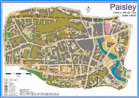 map of paisley map of paisley 28 images paisley map paisley album