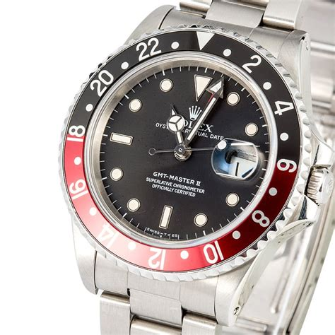 Rolex Gmt Master Ii Silver Combi Black the 5 innovations of the gmt master ii 16760 aka quot quot bob s watches