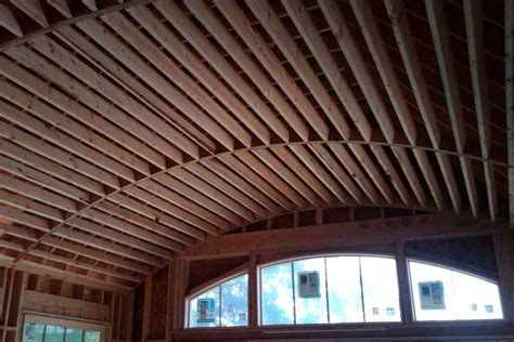 How To Build A Barrel Ceiling by I Need To Build Barrel Ceiling Framing Contractor Talk