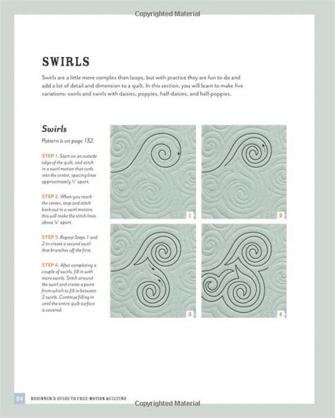 beginner s guide to free motion quilting beginner s guide to free motion quilting 50 visual