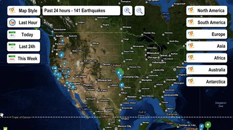 earthquake online live earthquake map android apps on google play