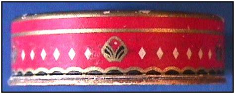 Edna Top By Enter 8 vintage powder boxes tins 10