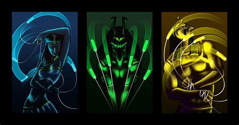 Ra Glow Glowstick Gods By Torimeader On Deviantart