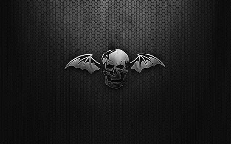 Avenged Sevenfold Logo 04 avenged sevenfold logo www imgkid the image kid