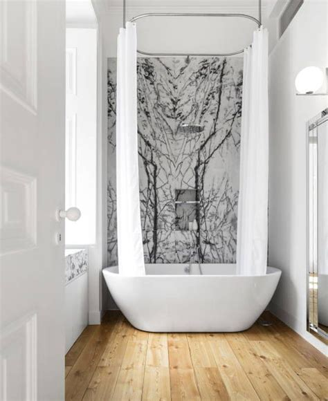 free standing bath shower curtain best 25 standing bath ideas on pinterest