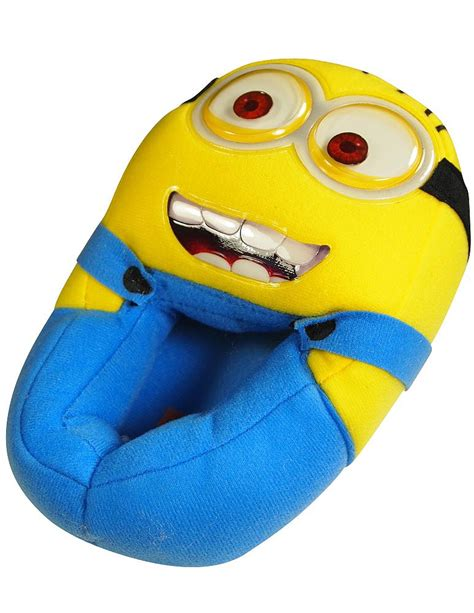 Despicable Me House Slippers 28 Images Universal Studios Despicable Me Fluffy