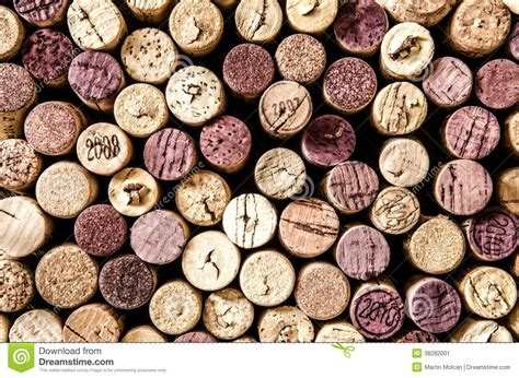 detail of wine corks in color vintage style stock image image 38282001