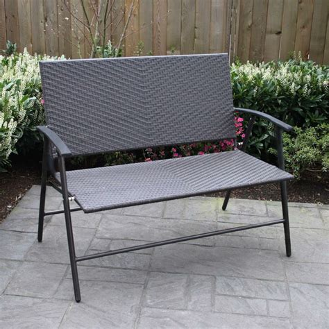 white wicker bench bench design astounding outdoor settee bench wicker bench