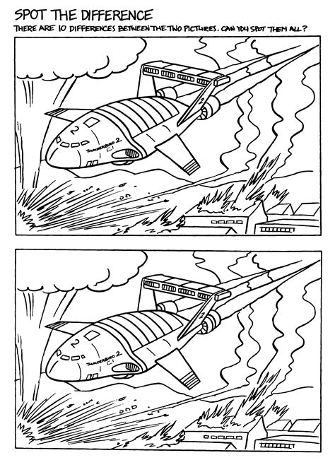 coloring pages thunderbirds thunderbirds coloring pages coloringpages1001 com