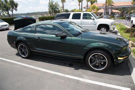 Bullitt Edition Mustang For Sale by Sold 2008 Bullitt Mustang Dhg 4321 7200