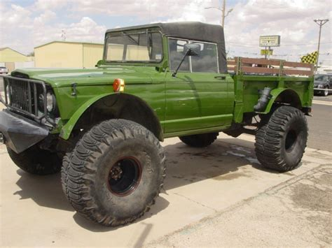 jeep kaiser lifted 1967 jeep kaiser m715 truck 4x4 trucks