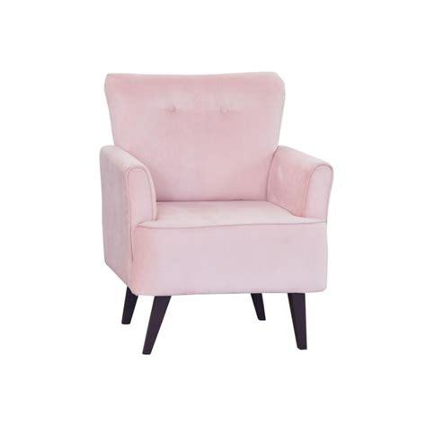 poltrona rosa poltrona rizzo suede rosa