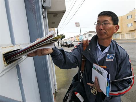 Become A Mail Carrier by Reports Postal Service Will Move To Halt Saturday Mail Kut