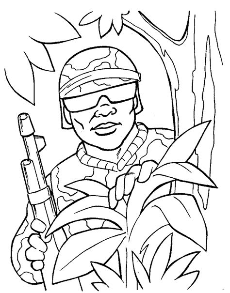 printable coloring pages army military coloring pages coloring pages to print