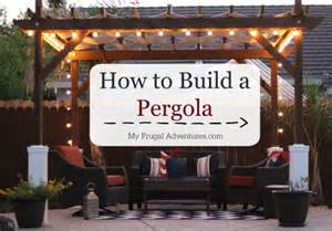 How To Build A Large Pergola by Rubbermaid Outdoor Storage Canada How To Build A Large
