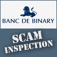 banc de binary reviews scams is banc de binary a scam