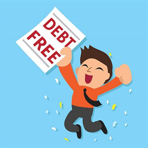 Royalty Free Debt Free Clip Art, Vector Images & Illustrations   iStock