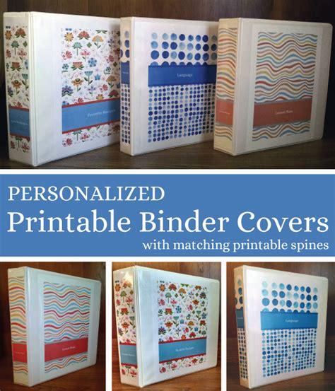 printable customized binder covers free christmas printable binder covers joy studio design