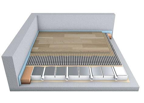 fließestrich auf holzboden trittschalld 228 mmung bei fu 223 bodenheizungen