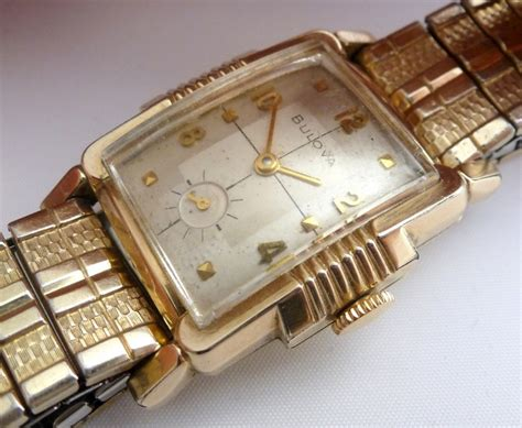 bulova vintage tank watches 1950s fancy bulova gold tank watch vintage pinterest
