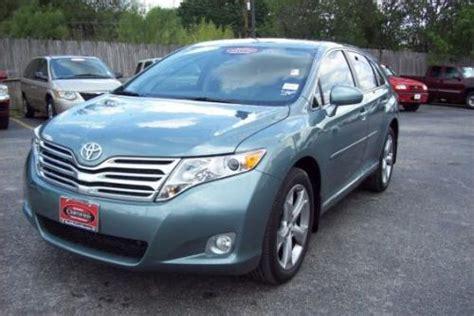 2010 Toyota Venza Colors 2010 Toyota Venza Paint Colors