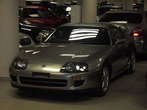 1999 Toyota Supra 1999 Toyota Supra Pictures