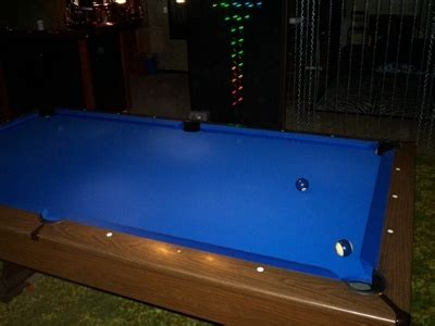 refelting pool table cost thousands of the most