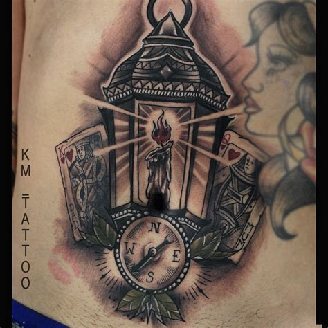 lantern tattoo lantern tattoos best ideas gallery