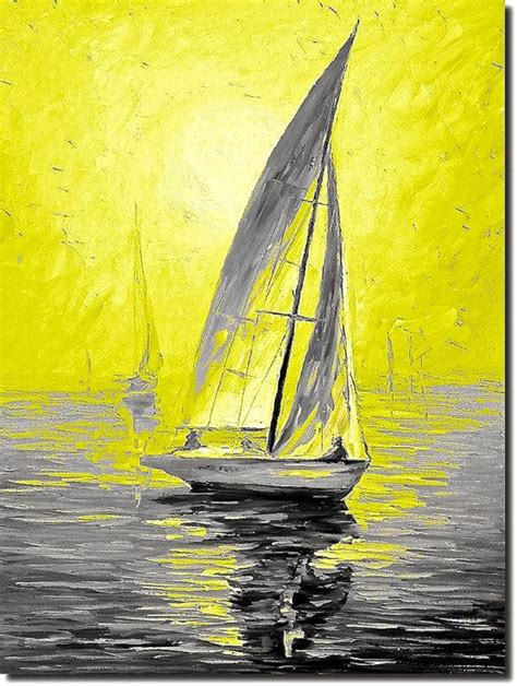 yellow boat paint 25 best ideas about boat painting on pinterest emphasis