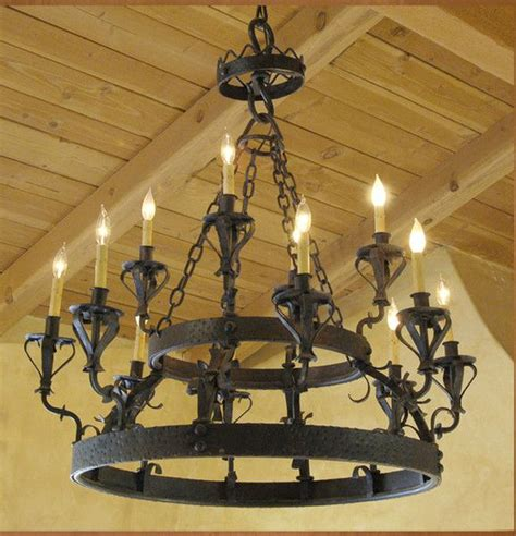 Mexican Wrought Iron Chandelier 120 Best Images About Revival Chandeliers On Chandelier Mediterranean