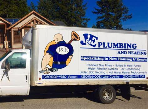 Plumbing Kelowna by J E Plumbing Heating Okanagan Heating Plumbing Services