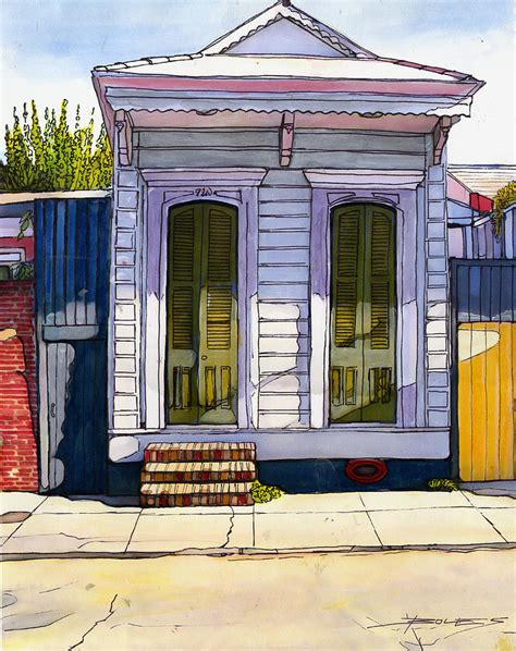 Beautiful New Orleans House Plans #6: 137-french-quarter-shotgun-house-john-boles.jpg