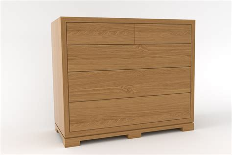 Duncan Five by Duncan 5 Drawer Chest Furniture